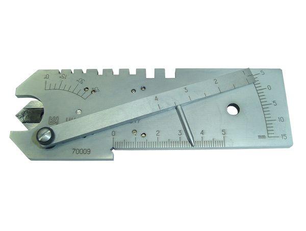 Измерительный инструмент сварщика спиральный режущий инструмент
