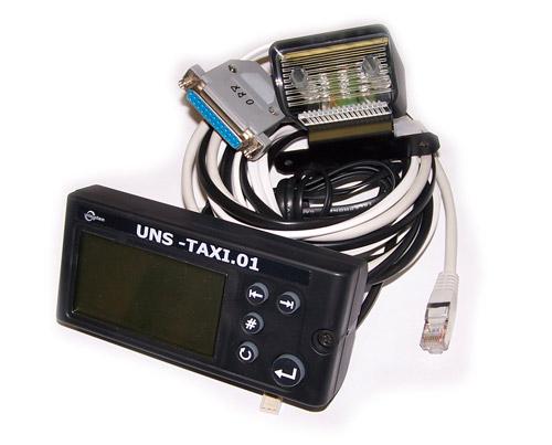 "Таксометры ""UNS-TAXI.01"""